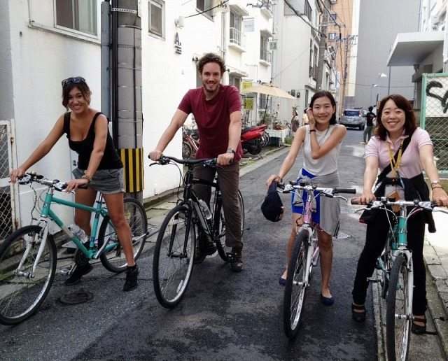 Fukuoka Bike Tour 20140708_fb