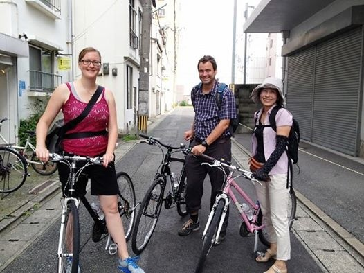 Fukuoka Bike Tour 20140823_fb