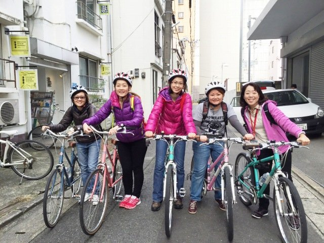 Fukuoka Bike Tour 20151116_fb
