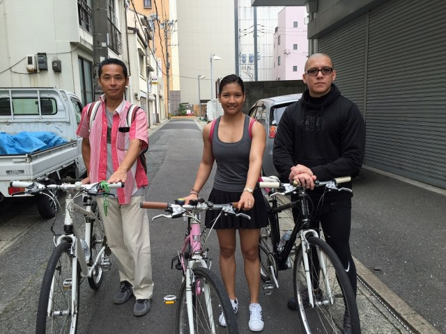 Fukuoka Bike Tour 20160607_fb