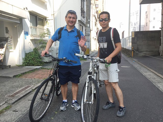 Fukuoka Bike Tour 20160729_fb