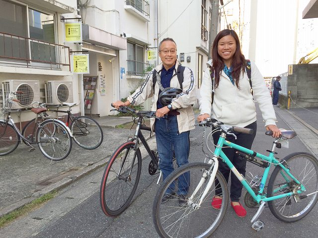 Fukuoka Bike Tour 20161105_fb