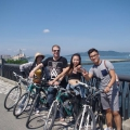 Fukuoka Bike Tour 20140831_fb