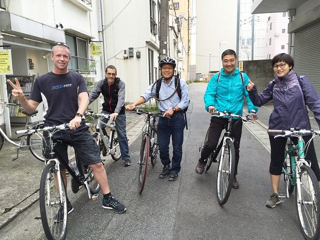 Fukuoka Bike Tour 20151010_fb