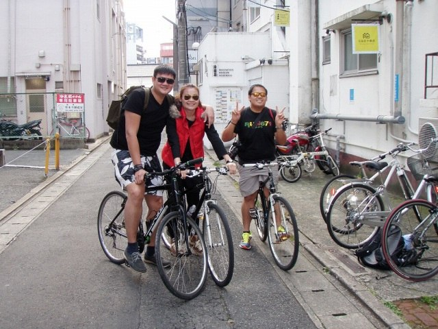 Fukuoka Bike Tour 20151020_fb