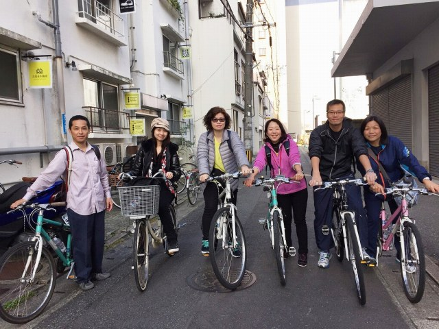 Fukuoka Bike Tour 20151123_fb