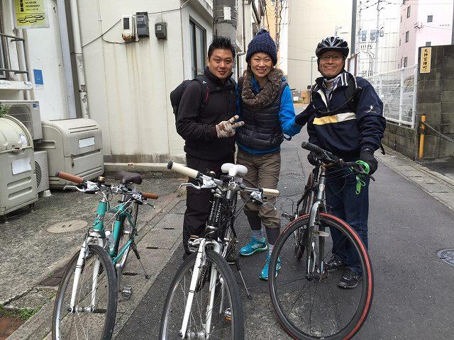 Fukuoka Bike Tour 20151219_fbt
