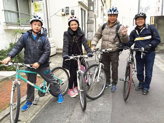 Fukuoka Bike Tour 20151226_fb