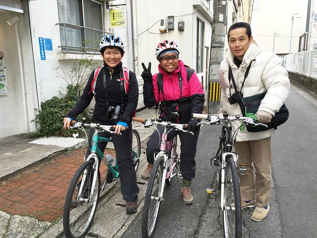 Fukuoka Bike Tour 20160217_fb