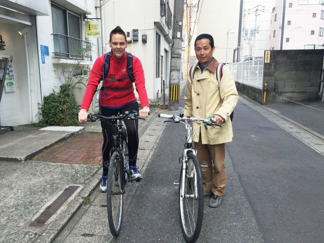 Fukuoka Bike Tour 20160329_fb