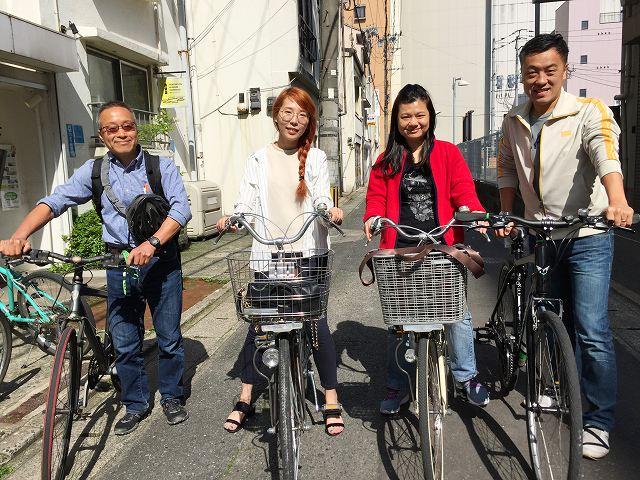 Fukuoka Bike Tour 20160430_fb