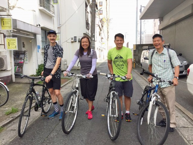 Fukuoka Bike Tour 20160715_fb
