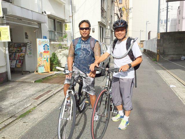 Fukuoka Bike Tour 20160917_fb