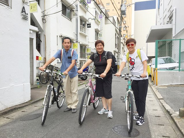 Fukuoka Bike Tour 20161003_fb