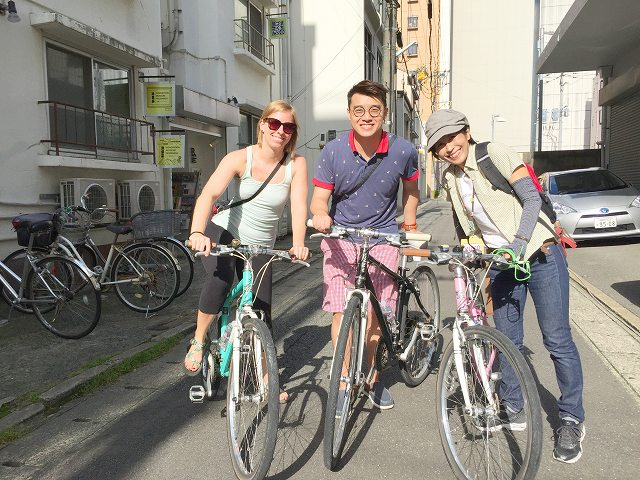 Fukuoka Bike Tour 20161006_fb