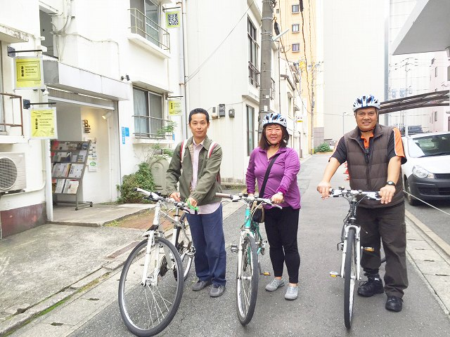 Fukuoka Bike Tour 20161123_fb