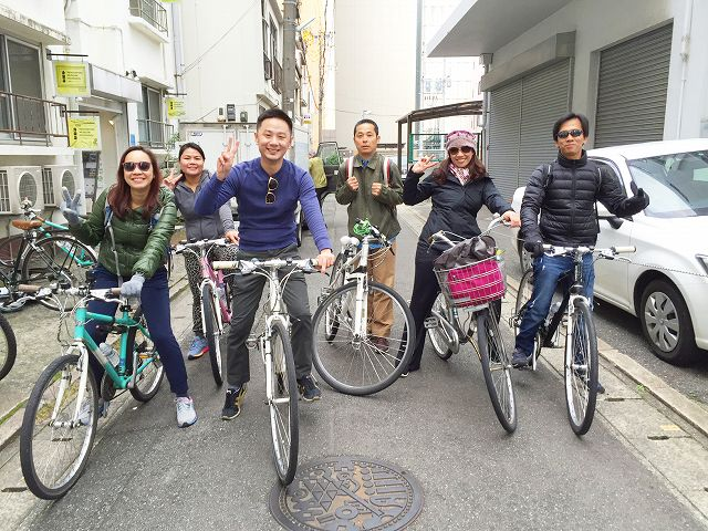 Fukuoka Bike Tour 20161125_fb