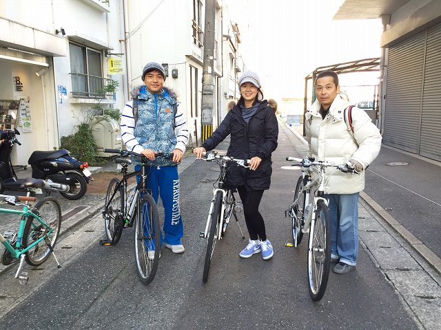 Fukuoka Bike Tour 20161207_fb