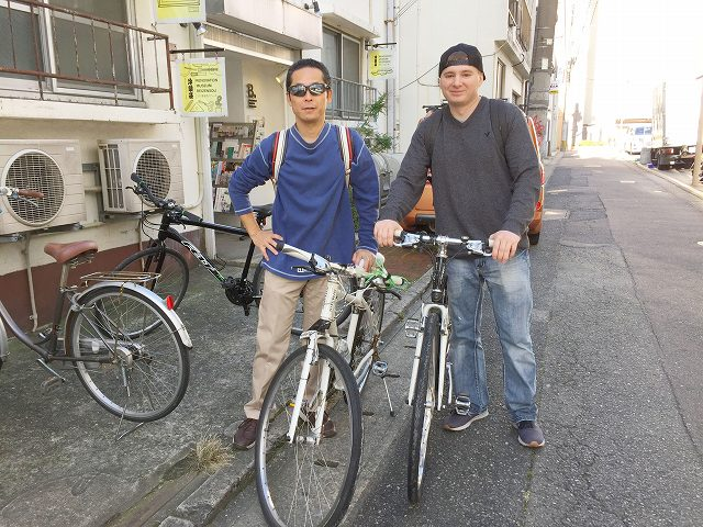 Fukuoka Bike Tour 20171031_fb