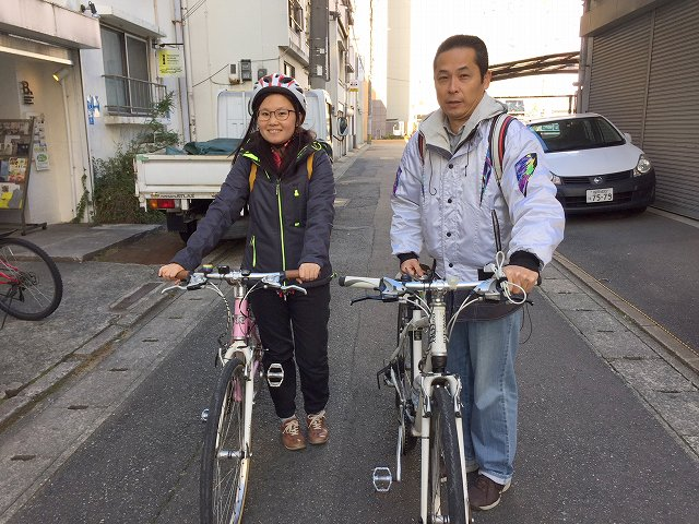 Fukuoka Bike Tour 20171201_fb