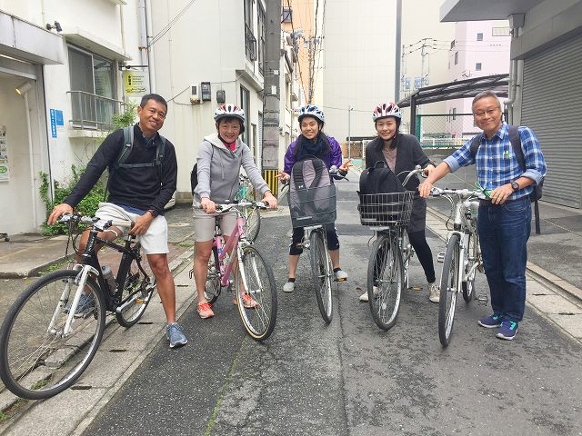Fukuoka Bike Tour 20180415_fb