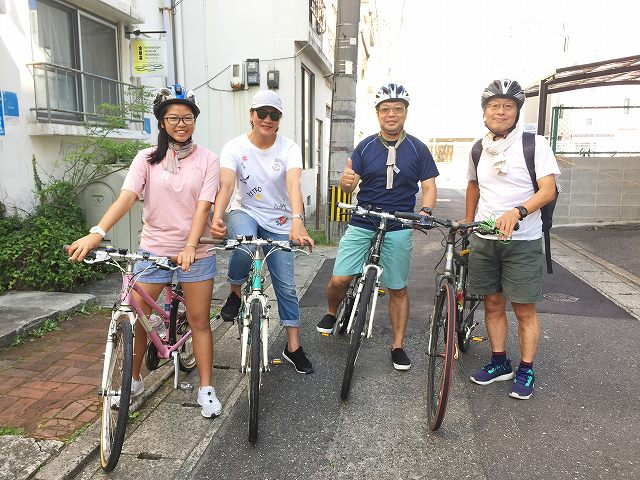 Fukuoka Bike Tour 20180714_fb