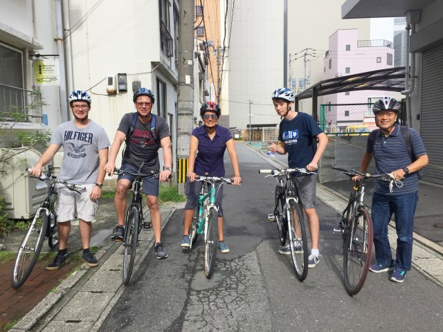 Fukuoka Bike Tour 20180922_fb