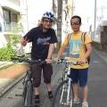 Fukuoka Bike Tour 20160706_fb