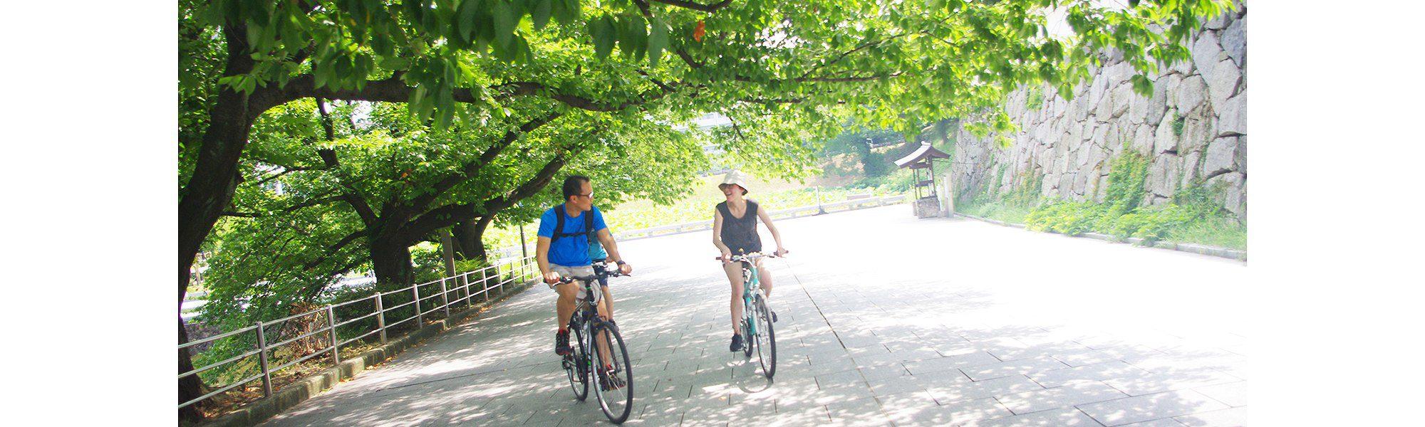 Fukuoka Bike Tour